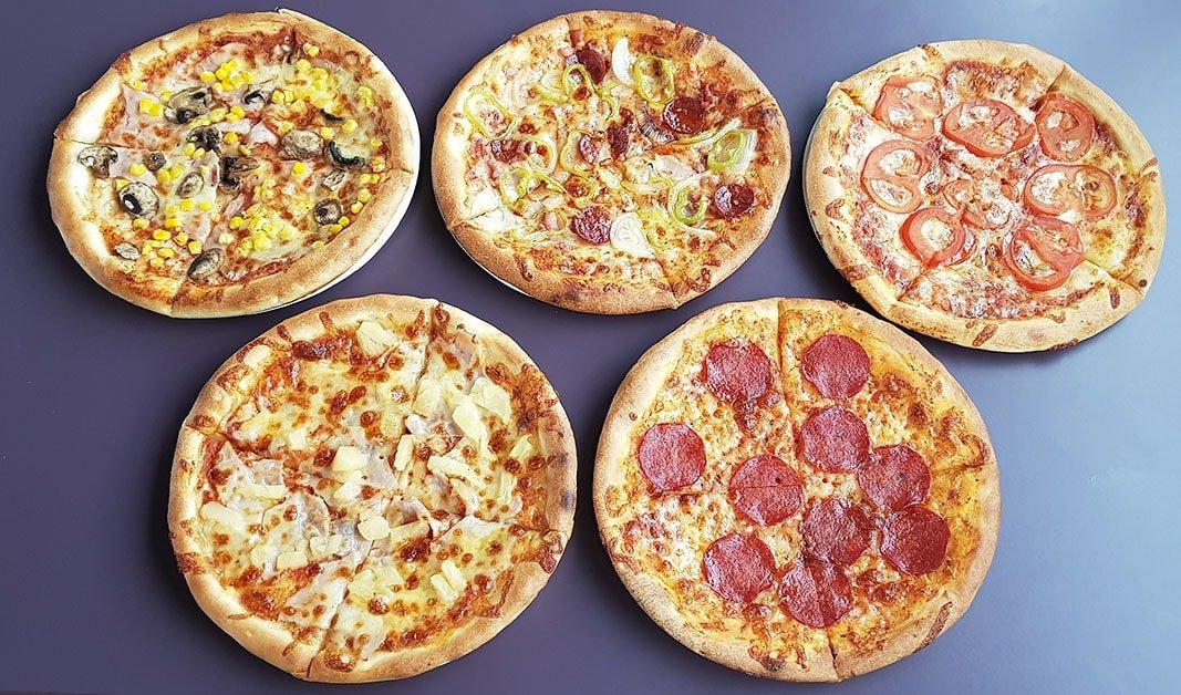 pizza és sör hajózás