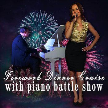 zongora show és hajózás budapesten