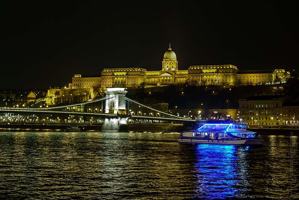 budapesti vacsora hajó